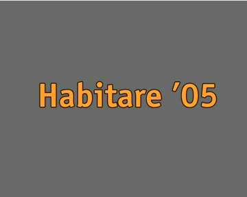Habitare05_oubs2005